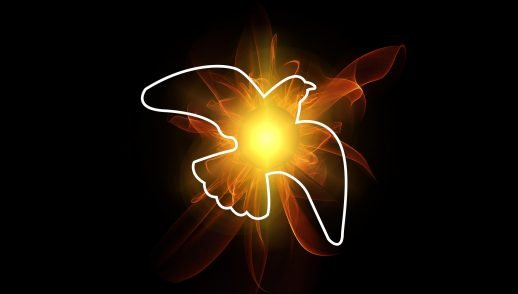 """""""Our Risen Lord sends the Holy Spirit to empower His people to be His witnesses."""""""