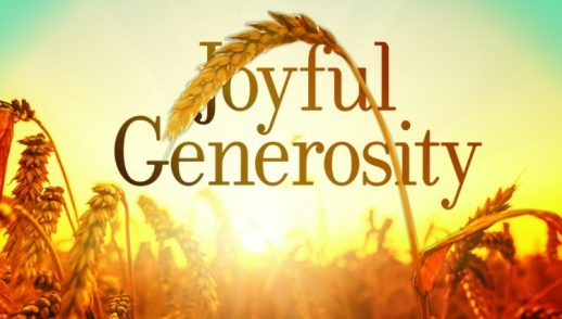 Sow Generously