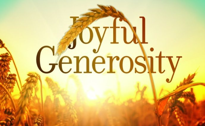 Sow Generously