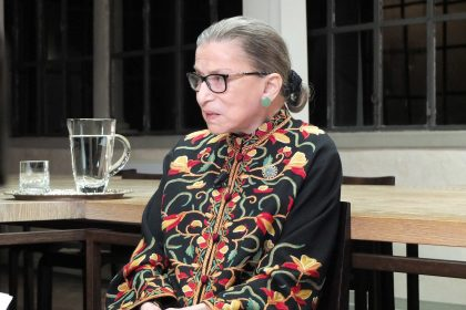 Thoughts on the Death of Ruth Bader Ginsburg