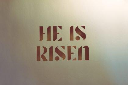 The Living Savior Calms Your Heart